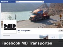 Facebook MD Transportes